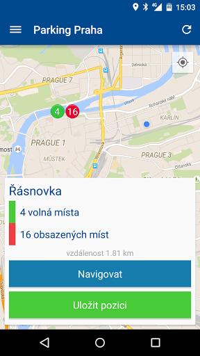 Parkování ZTP a Parking Praha
